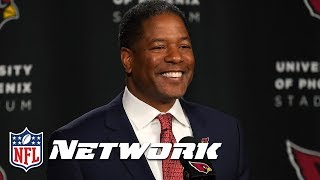 Steve Wilks Introduced as Head Coach of the Cardinals | NFL Network