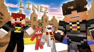 PUZZLE MADNESS! | Minecraft Mini-Game LINEZ! /w Facecam