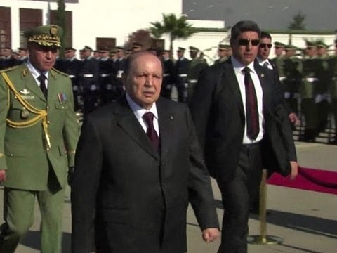 "Algerian president ""in good health"""