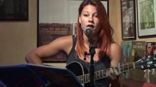 Mélissa Desbonnes - oh marie   Johnny Hallyday - cover