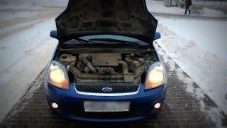 Ford Fiesta 2007(Ford Fiesta 2007 хэтчбек 3 дв. Mk5 1.4 AT (80 л.с.) По вопросам покупки +79267841990., 2016-01-16T18:51:29.000Z)