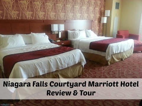 Niagara Falls Courtyard Marriott Hotel Review & Tour