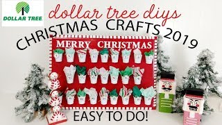 DOLLAR TREE CHRISTMAS 2019 | DOLLAR TREE DIY