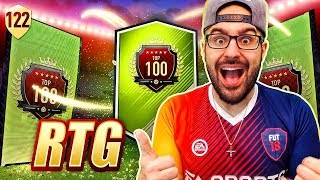 OMG UNBELIEVABLE TOP 100 REWARDS INSANE ICON 44 INFORMS!! FIFA 18 Ultimate Team #122 RTG