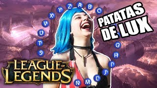 PASAPALABRA TROLL | COSPLAYERS LEAGUE OF LEGENDS