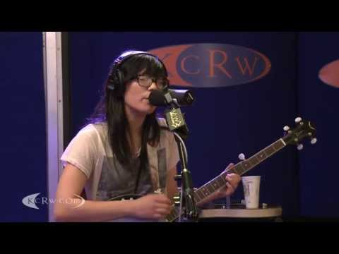 """Thao and the Get Down Stay Down performing """"We The Common"""" Live on KCRW"""