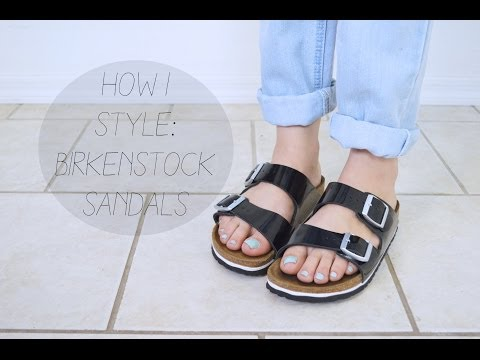 Youtube Sandals StyleBirkenstock I How edorBxC