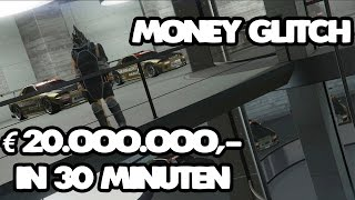 €20.000.000,- In 30 Minuten Money Glitch! XB1/PS4/PC - GTA 5 - MinionFartGun
