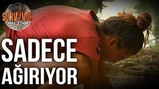 Merve Acılar İçinde Mücadele Etti | 84.Bölüm | Survivor All Star 2015
