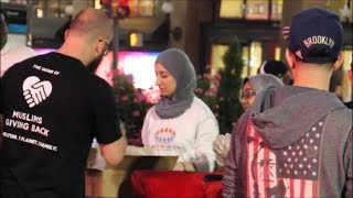 Feeding The Homeless : Act of Goodwill, Inc