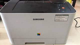 Printer Laser Color Samsung CL…