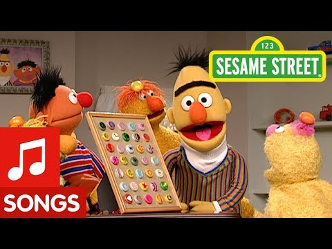 Sesame Street: Bert and Ernie Sing the Ding Along Song!