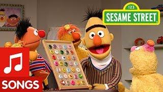Sesame Street: Bert and Ernie Sing the Ding Along Song!
