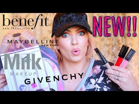 WHAT'S NEW IN BEAUTY??   Benefit, Givenchy, Maybelline, Milk Makeup & More