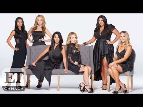 'Real Housewives Of Toronto' Sneak Peek: Meet The Ladies