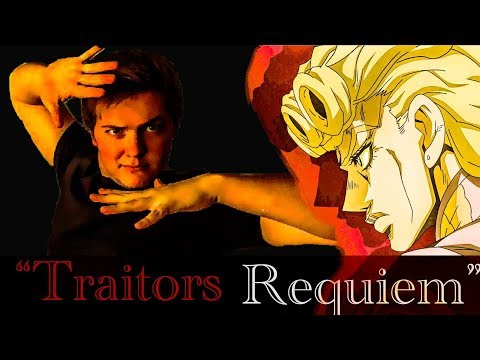 """""""Traitors Requiem"""" English Cover By: Riverdude [FULL SONG]"""