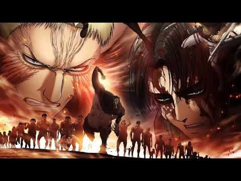 Shingeki No Kyojin 3 - Opening 2 FULL『Shoukei To Shikabane No Michi (憧憬と屍の道) - Linked Horizon』