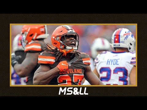An Early Look at Browns Free Agency - MS&LL 1/8/20