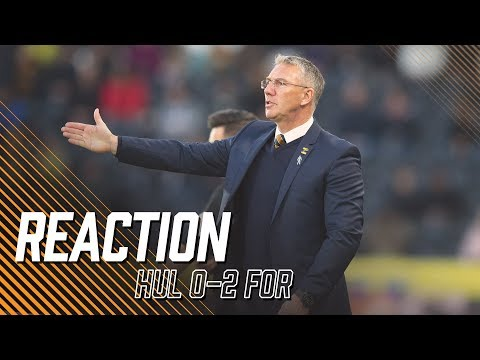 Hull City 0-2 Nottingham Forest | Reaction