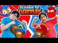 Ryan Vs Daddy BLOONS TD BATTLES Let's play! Victory is MINE!