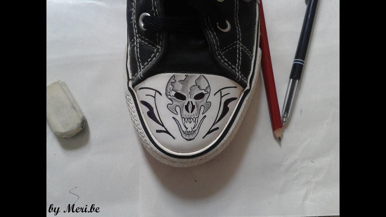 how to make converse shoes
