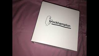 Silent Unboxing: Brockhampton Saturation Boxset