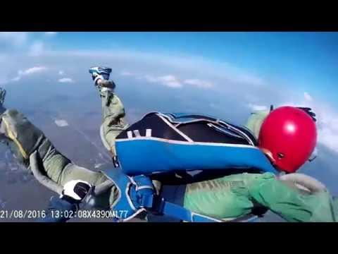 AFF, или как я стала парашютисткой :)