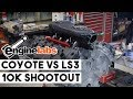 $10k Coyote vs LS3 Shootout - The Build