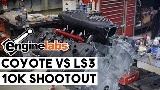 $10k Coyote vs LS3 Shootout - The Build