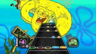 Underwater Sun (Spongebob) GH3 Custom FC (BIRD BRAINS PLAY GUITAR HERO!)