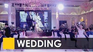 Самая красивая свадьба Кыргызстана 2016 от студии Сентябрь! Бишкек. Организатор - Event de Luxe