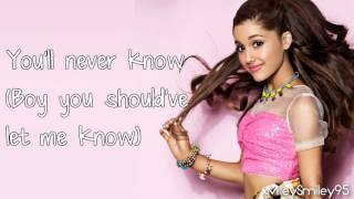 Ariana Grande - You'll Never Know