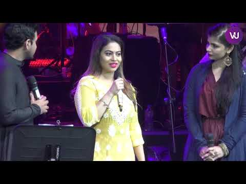 Chekka Chivantha Vaanam Audio Launch | Part 4 | #ARRahman | #SunithaSarathy | #ShakthisreeGopalan