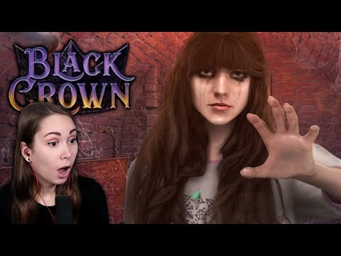 [ Mystery Case Files: Black Crown ] Hidden Object Game (Full Playthrough)