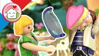 Playmobil en francais Le jour du mariage - Famille Hauser - Jouets pour enfants