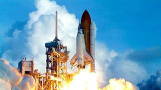 Atlantis - Last NASA Space Shuttle Launch July 8th, 2011 SLOW MOTION