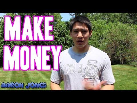 MAKE MONEY AS A TEEN W/O A JOB