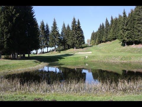 Trou n°5 - Golf Les Gets