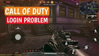 Call Of Duty Legend of War  Login Problem | Tencent Games