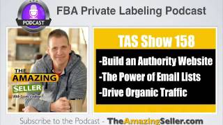 TAS 158 : When And How To Build An Authority Website For Your Brand With Jon Haver