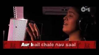 Fann Ban Gayi - Sing Along Lyrics - Tere Naal Love Ho Gaya - Sunidhi Chauhan & Kailash Kher