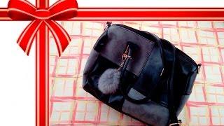 Обзор женской сумочки с Алиэкспресс.
