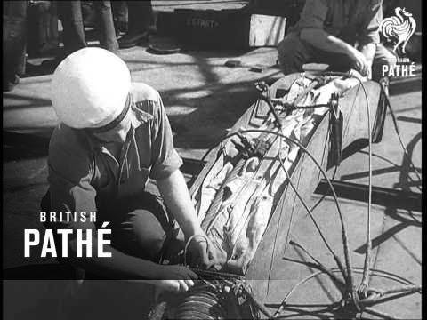 Replenishment At Sea   Part 3 (1953)