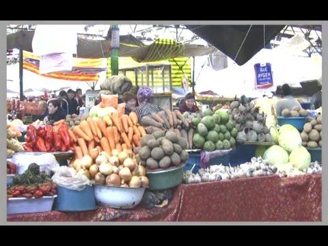 Osh bozori  Ошский базар