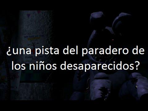 Trailer do filme Desaparecidos 2