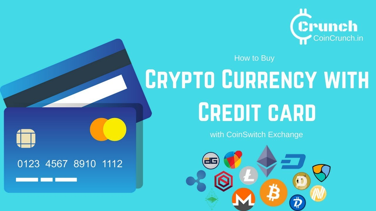 good credit card to buy cryptocurrency
