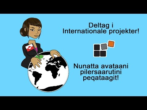 Internationale Programmer fra Greenland Business