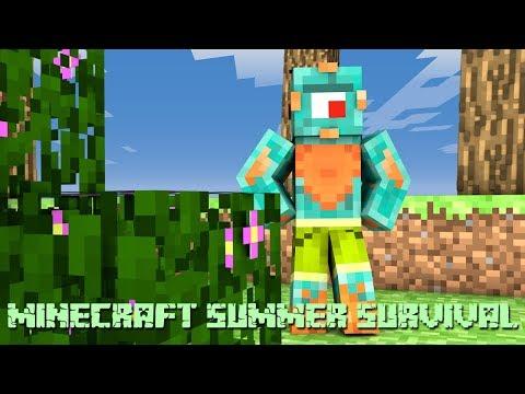 LET'S GO EXPLORE! | Minecraft Summer Survival Episode 6! | MicroGuardian