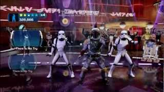 Kinect Star Wars: Galactic Dance Off - Blasterproof(Extended Difficulty)