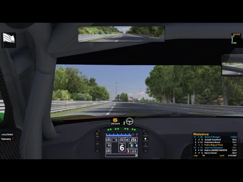 Iracing - Blancpain Sprint @ Le Mans